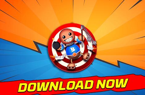 Budyman Super Hero kick - náhled
