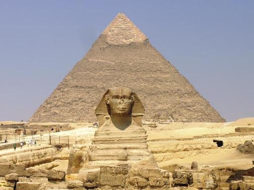 Pyramid Of Giza Wallpapers