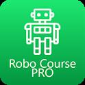 Robo Course Pro:Learn Arduino,Electronics,Robotics icon