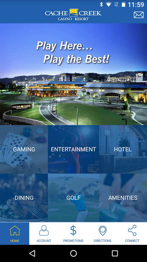 Cache Creek Casino Resort- screenshot
