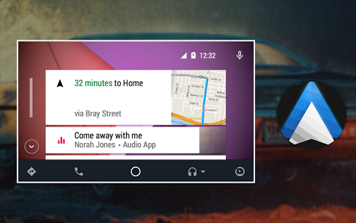 Guide for Android Auto Maps app for PC