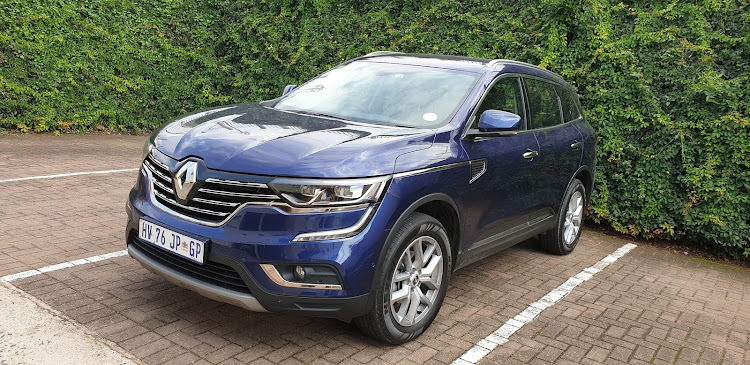 Review Taking The Long Road In The 2019 Koleos 25 Dynamique 4x4