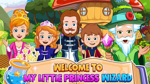 Download My Little Princess : Wizard World, Fun Story Game 1.09 1