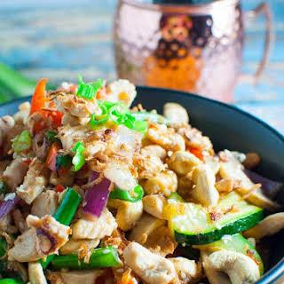 Easy Cashew Nut Chicken.