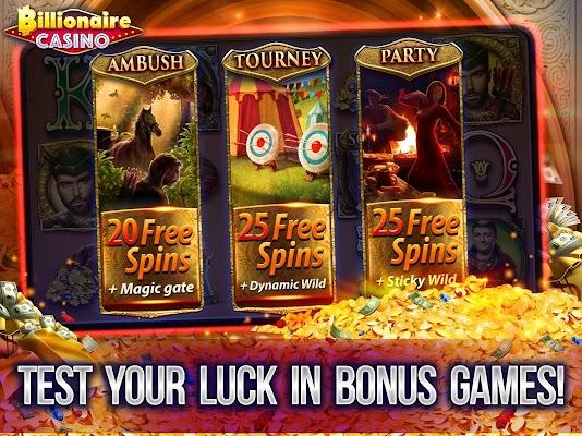 Slots™ Billionaire Casino - Free Slot Machines - screenshot