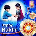 Rakhi Photo Frame 2020 : Raksha  bandhan photo icon