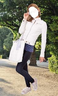 Women Jacket Photo Suit - náhled