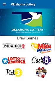 OK Lottery- screenshot thumbnail