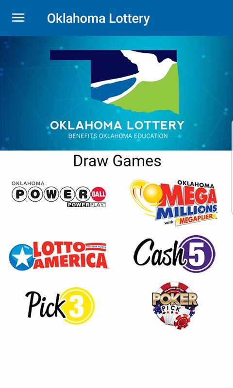 OK Lottery- screenshot