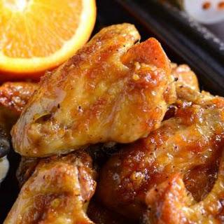 Spicy Orange Chicken Wings Recipes