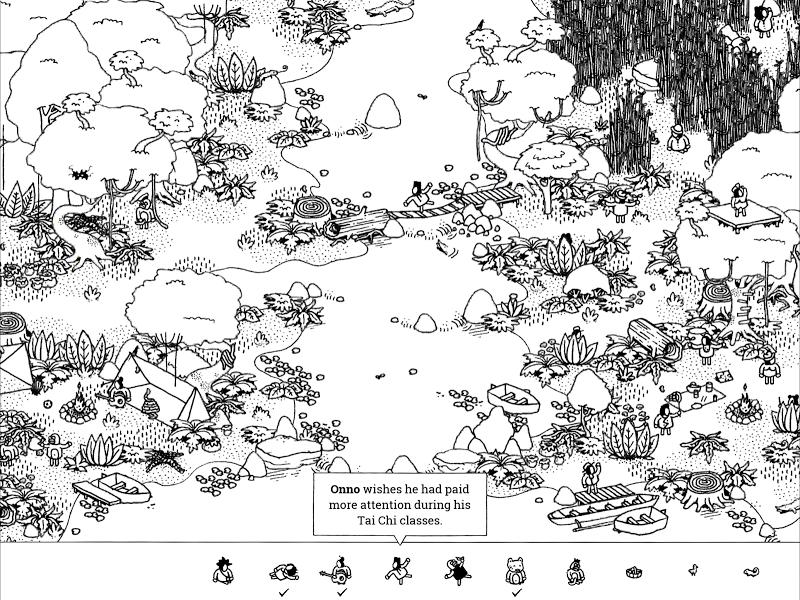 Hidden Folks Screenshot 5