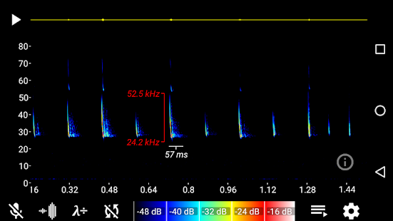 Bat Recorder- screenshot thumbnail