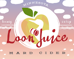 Logo of Four Daughters  Loon Juice Honeycrisp Hard Cider