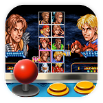 Code Double Dragon Neo Geo Icon