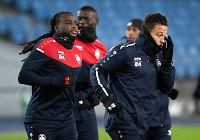 Europa League: une situation pas inédite pour Jordan Lukaku