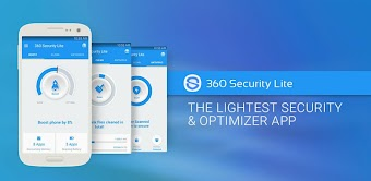 360 Security Lite - Booster, Cleaner, AppLock