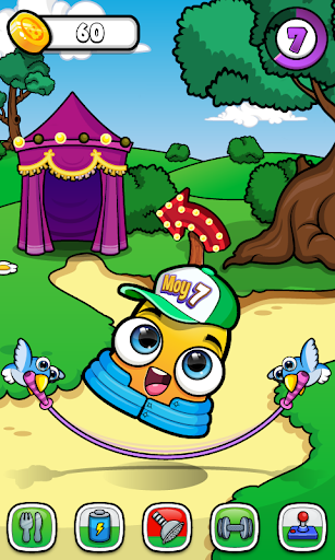 Moy 7 the Virtual Pet Game  screenshots 2
