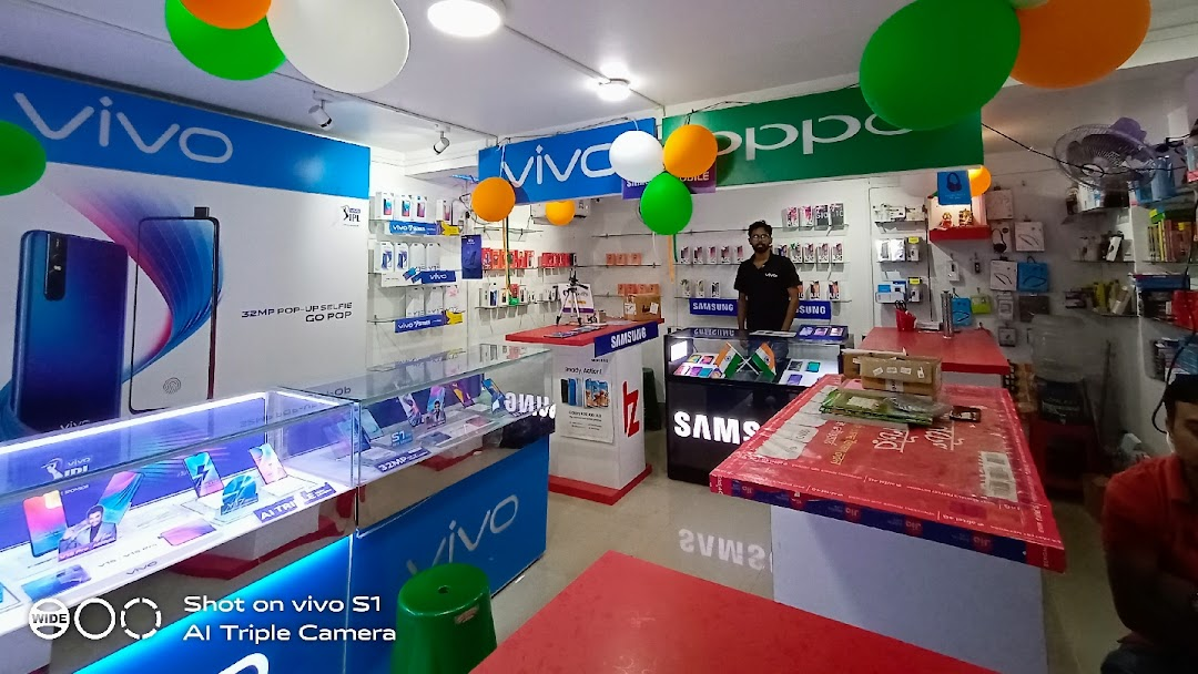 Tele Zone Super Mobile World Shopping Mall In Rampurhat