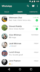 WhatsApp Messenger For Android 6