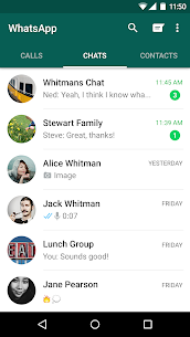WhatsApp Messenger App Latest Version Download For Android and iPhone 6
