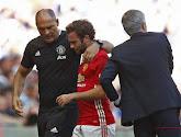 Mourinho explique pourquoi il a remplacé Mata après 30 minutes