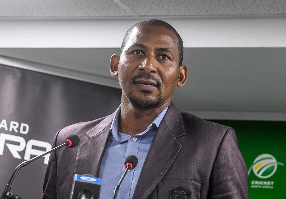 Victor Mpitsang is new Cricket SA selection convener