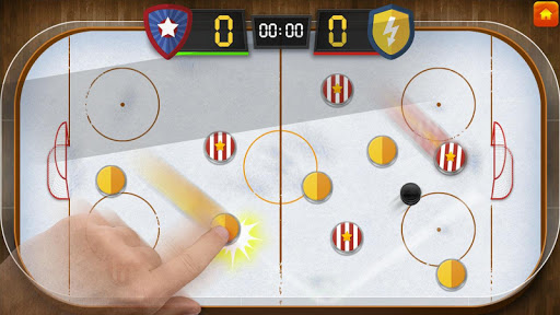 Ice Hockey League FREE screenshots 6