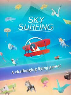 Sky Surfing 7