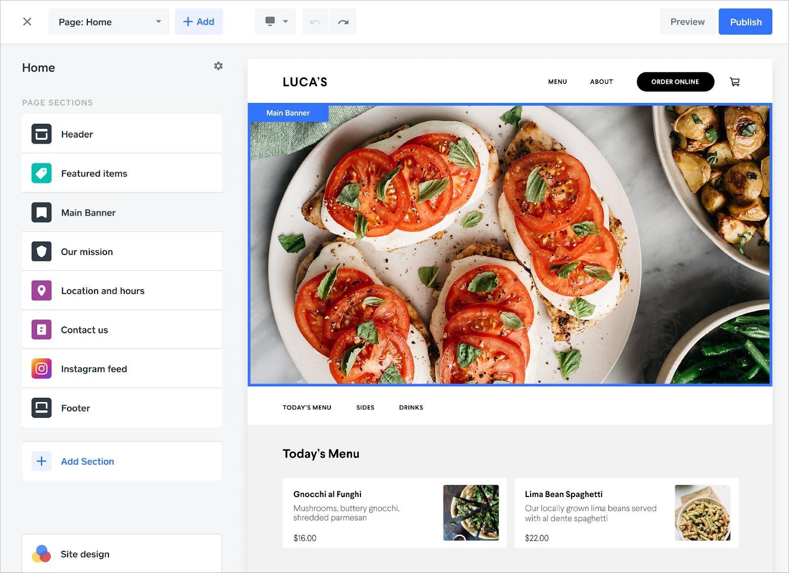 How to Create Cohesive Restaurant Branding On & Offline 1