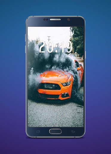 Muscle Car Wallpaper - screenshot