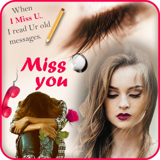 App Insights Miss You Photo Frame Apptopia