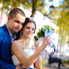 Wedding photographer Lyubov Bodrova (bodrovafoto). Photo of 12.10.2016