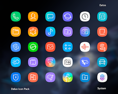Delux – Icon Pack (MOD, Paid) v2.2.3 2