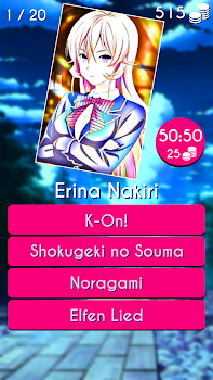 🎎Anime Quiz: Free Manga Character Otaku Trivia