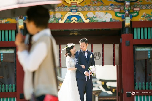 Wedding photographer Kenichi Morinaga (morinaga). Photo of 18.09.2017