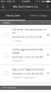 Common App OnTrack- screenshot thumbnail