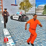 Drive Police Car Gangsters Chase : Free Games 2.0.04