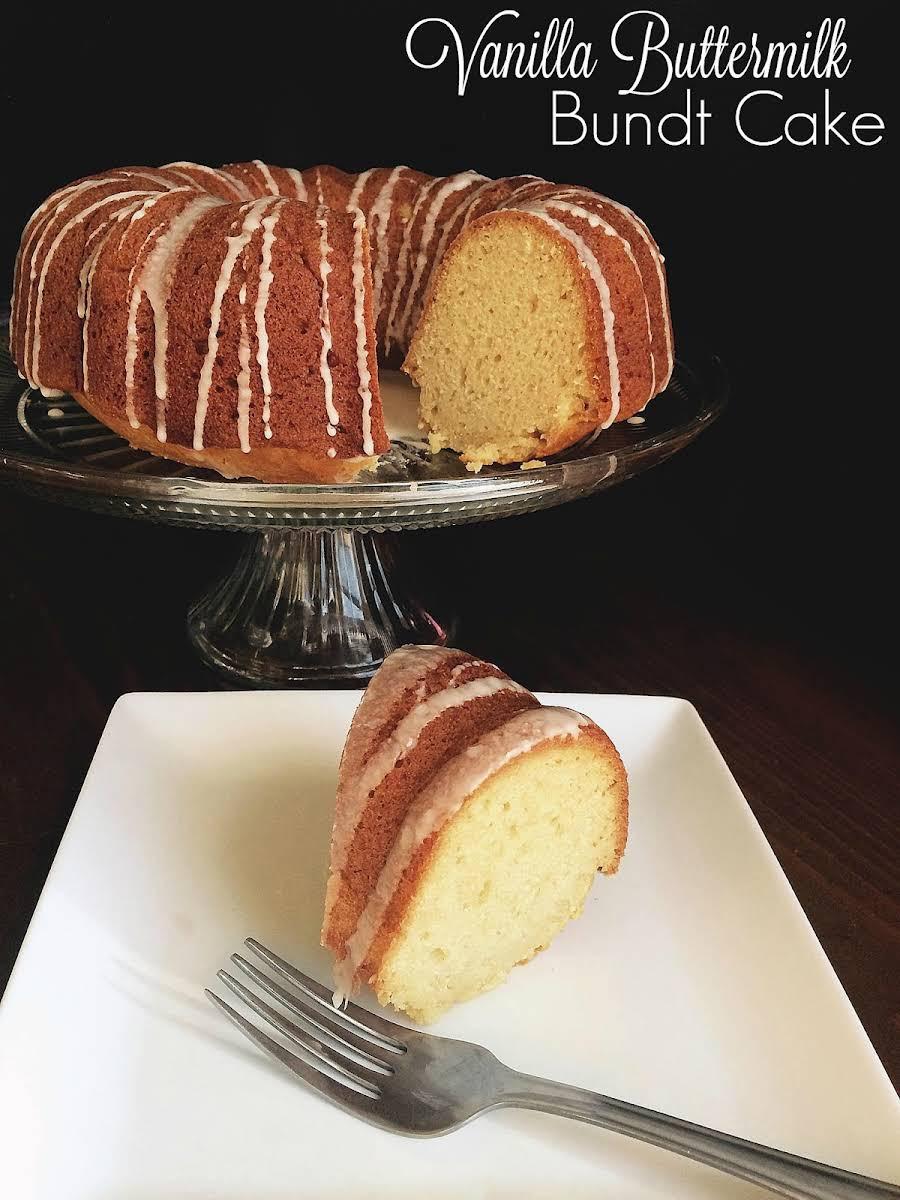 10 Best Butter Vanilla Bundt Cake Recipes