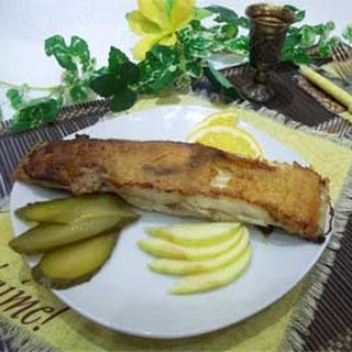 Russian Easy and Simple Fried Flounder