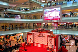 Shopping Centers in Tsuen Wan
