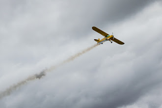 Photo: Air combat simulation - AirExpo 2013 - Muret - France  #photography   #aircraft