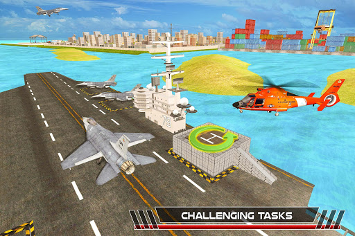 US Helicopter 3D: Helicopter Games 2018 3 screenshots 8