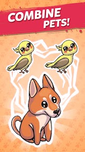 Merge Cute Animals: Cat & Dog 2