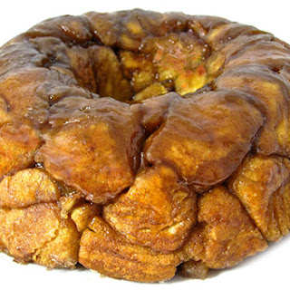 Skinny Apple Cinnamon Monkey Bread