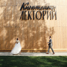 Wedding photographer Viktoriya Monakhova (loonyfish). Photo of 22.09.2018