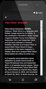 Tokyo Ghoul Songs & Lyrics, Update. - náhled