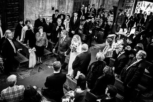 Wedding photographer Javi Calvo (javicalvo). Photo of 06.11.2018