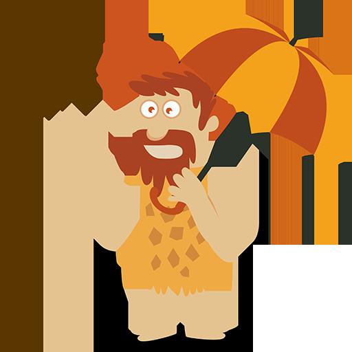 우가우가 - 우산 가져가요 (날씨, 미세먼지 알림)