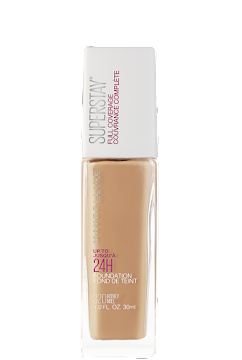 Base Maybelline   Superstay Full Coverage Honey x1