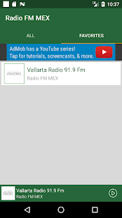 วิทยุเม็กซิโก fm - náhled